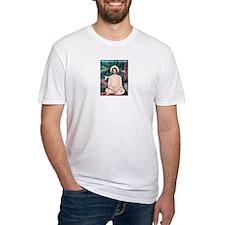Buddha Jesus Meditating Shirt