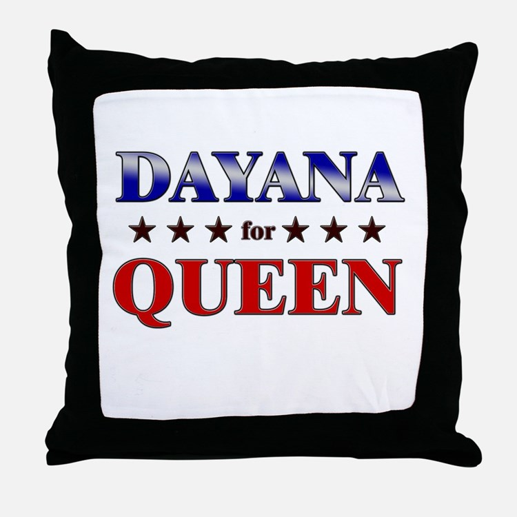 Queen Throw Pillow : Dayana Pillows, Dayana Throw Pillows & Decorative Couch Pillows
