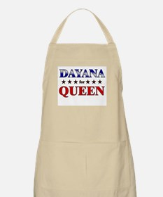 DAYANA for queen BBQ Apron