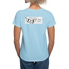 10x10BadCat T-Shirt