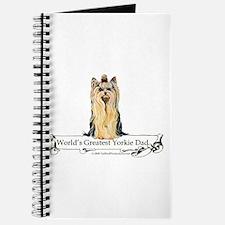 Greatest Yorkshire Terrier Journal