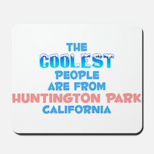Coolest: Huntington Par, CA Mousepad