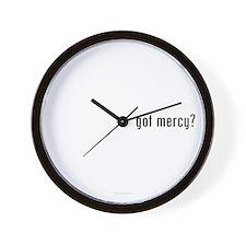 Covenant Gear's got mercy? Wall Clock