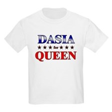 DASIA for queen T-Shirt