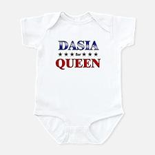 DASIA for queen Infant Bodysuit
