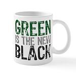 Green Is The New Black Mug