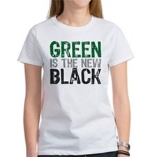 Green Is The New Black Tee