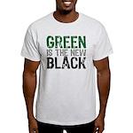 Green Is The New Black Light T-Shirt