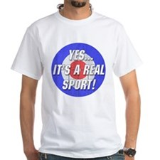 A Real Sport! Curling Shirt