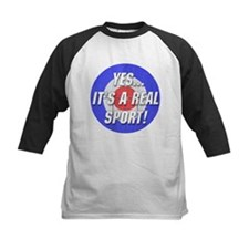 A Real Sport! Curling Tee