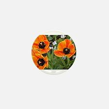 Tulips Mini Button