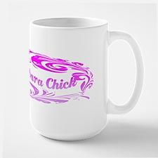 SANTA BARBARA CHICK Large Mug