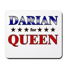 DARIAN for queen Mousepad