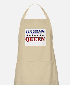 DARIAN for queen BBQ Apron