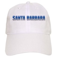 COOL SANTA BARBARA Baseball Cap