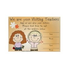 Visiting Teachers Contact Magnet