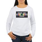 Persian Gulf Veteran Women's Long Sleeve T-Shirt
