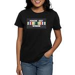 Persian Gulf Veteran Women's Dark T-Shirt