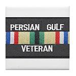 Persian Gulf Veteran Tile Coaster