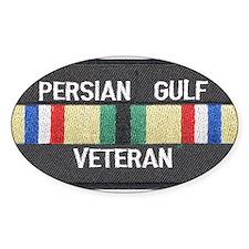 Persian Gulf Veteran Oval Decal