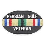 Persian Gulf Veteran Oval Sticker