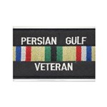 Persian Gulf Veteran Rectangle Magnet (10 pack)