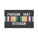 Persian Gulf Veteran Rectangle Magnet (100 pack)