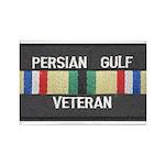 Persian Gulf Veteran Rectangle Magnet