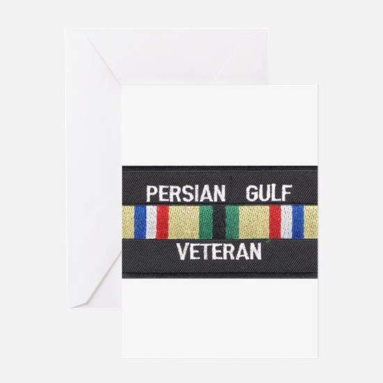 Persian Gulf Veteran Greeting Card