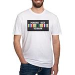 Persian Gulf Veteran Fitted T-Shirt
