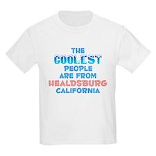 Coolest: Healdsburg, CA T-Shirt