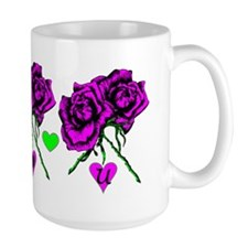 "I Heart You Roses"" Mug (Tall)"