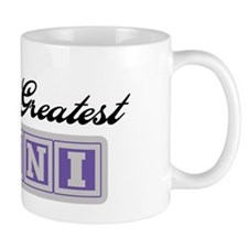 World's Greatest Nanni Mug