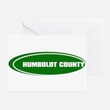GREEN HUMBOLDT Greeting Cards (Pk of 10)