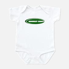 GREEN HUMBOLDT Infant Bodysuit