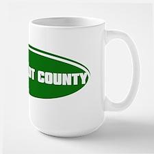 GREEN HUMBOLDT Large Mug