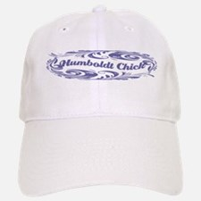 HUMBOLDT CHICK Baseball Baseball Cap
