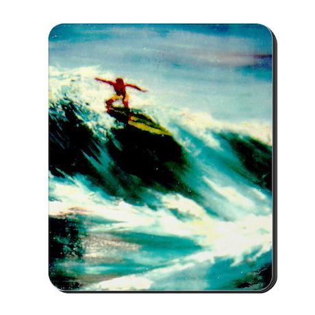 Surfer - Mousepad