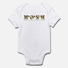 M*O*S*H Infant Bodysuit