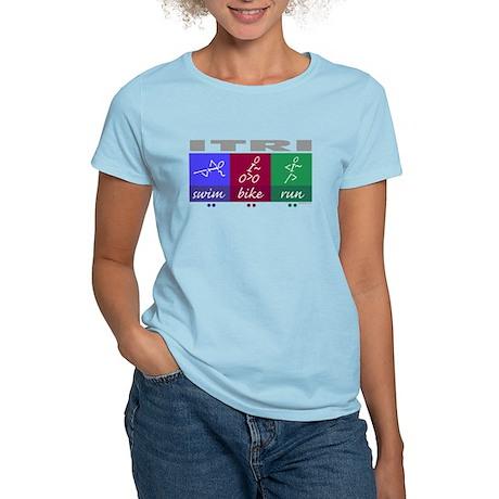 I tri Women's Light T-Shirt