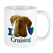 I Heart ( Love ) Cruising  Mug