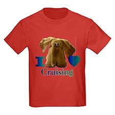 I Heart ( Love ) Cruising  T