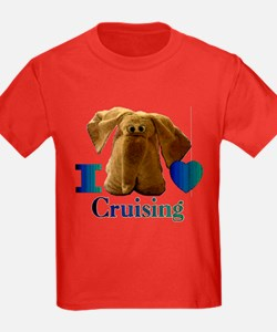 I Heart ( Love ) Cruising  T