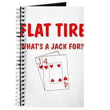 """""""Flat Tire"""" Journal"""