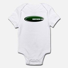 COOL NOR CAL Infant Bodysuit