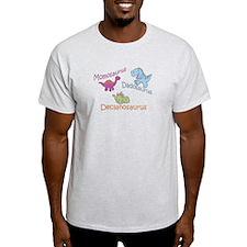 Mom, Dad & Declanosaurus T-Shirt