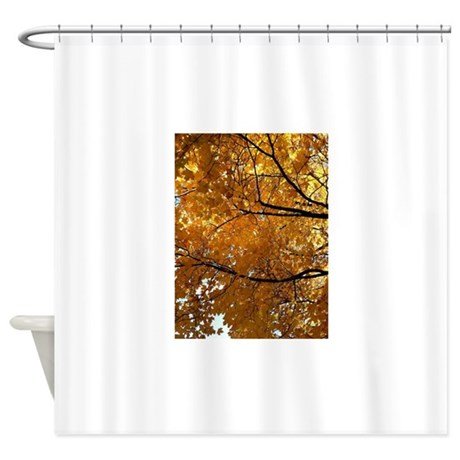 Fall Shower Curtain By ADMIN CP136665780