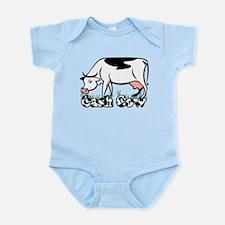 Cash Cow Infant Bodysuit