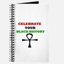 Celebrate Your Black History Month Journal
