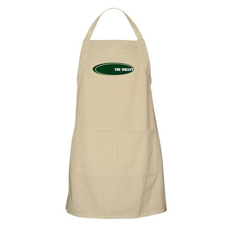 COOL VALLEY BBQ Apron